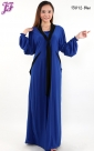 New Lycra Long Dress T3012 for July 2013