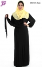 New Lycra Long Maxi Dress M3013 for June 2014