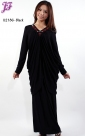 New Lycra Long Maxi Dress U2186 for Aug 2012 - part 2