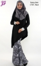 New Lycra Paisley Mermaid Skirt C765 for Oct 2013