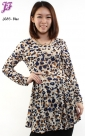 New Lycra Pattern Peplum J685 for Jan 2013