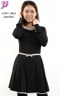New Lycra Peplum Tunic J1031 for Jan 2013