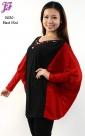 New Lycra Plus size Blouses D630 for Dec 2012