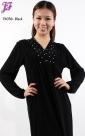 New Lycra Spandex Maxi Dress T9036 & T9037 for Sept 2012 - part 2