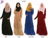New Maya Kurung Dress E2139 for June 2015