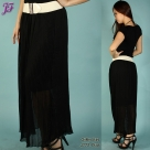 New Pleated Chiffon Skirt J773 for Jan 2012
