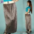 New Pleated Velvet Skirt J768 for Jan 2012