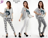 New Printed Skinny Legging N905 for Nov 2013