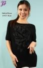 New Short Sleeve Knitted Blouse E418 & E889 for June 2012