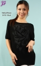 New Short Sleeve Knitted Blouse E418 & E889 for June 2012