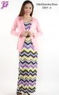 New Sleeveless Tribal Dress E801 for June 2013