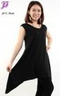 New Sleeveless Waka Blouse J672 for Jan 2013