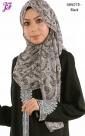 New Sofina Jubah Abaya Sulam S85073 for Sept 2015