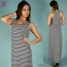 New stripes and Leopard Print Dress J788 & J790 for Jan 2012
