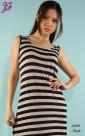 New Stripes Long Dress A883 & A885
