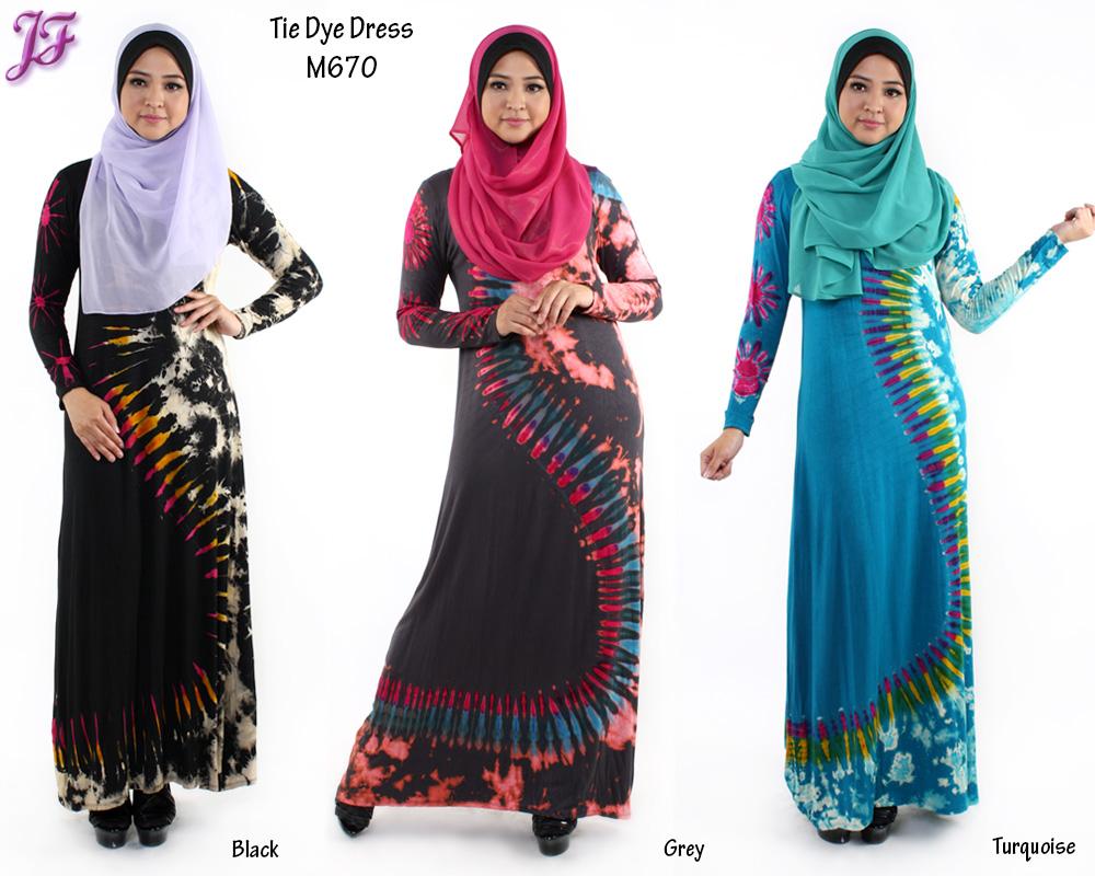 Tie Dye Prom Dresses 2014
