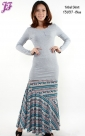 New Tribal Mermaid Skirt T3037 for June 2013