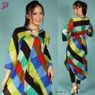 New Waka Dress F2094 & F2095 for Feb 2012