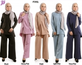New Wardah Suit II Blouse and Pant F391