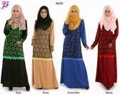 New Zarra Kurung Dress W690 for June 2015