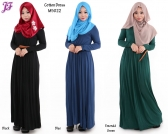 New Zella Cotton Dress M5022 for May 2015