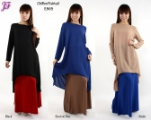 Restock of  Chiffon Fishtail E865