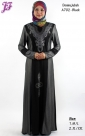 Restock of Cotton Denim Jubah A702