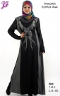 Restock of Cotton Denim Jubah B29924