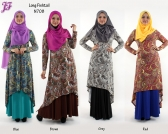 Restock of Cotton Paisley Fishtail - N708