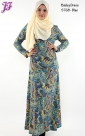 Restock of Cotton Paisley Long Dress S768
