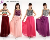 Restock of Flared Chiffon Skirt - A6020