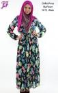 Restock of Floral Chiffon Dress Y872