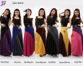 Restock of  Long Lycra Skirt - C8000