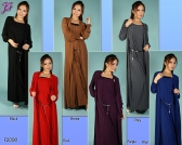 Restock of Long Maxi Dress F2090