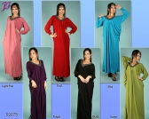Restock of  Long Maxi Dress S2073 and C2077