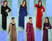 Restock of Long Maxi Dress U15 and U18