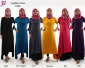 Restock of Long Waka Dress  - C670