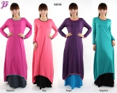 Restock of  Lycra Asymmetric Dress - M696