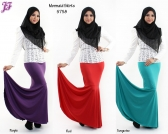 Restock of Lycra Mermaid Skirt - S758