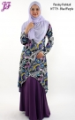 Restock of Lycra Paisley Fishtail N779