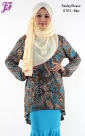 Restock of  Lycra Paisley Fishtail S761