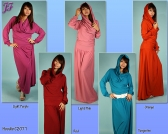 Restock of Maxi Dress Hoodie C2071