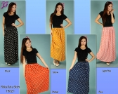 Restock of Polka Dot Skirt T9021 and Jumpsuit T9020