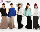 Stock Clearance Sale for Chiffon and Lycra Blouses