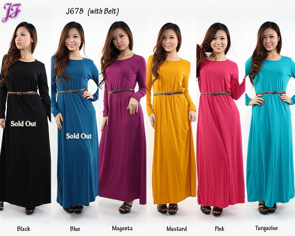 e47874d53d Stock Clearance Sale for Cotton Long Dress for Feb 2014