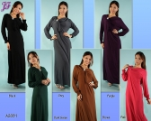 Stock Clearance Sale for Long Sleeve Maxi Dress