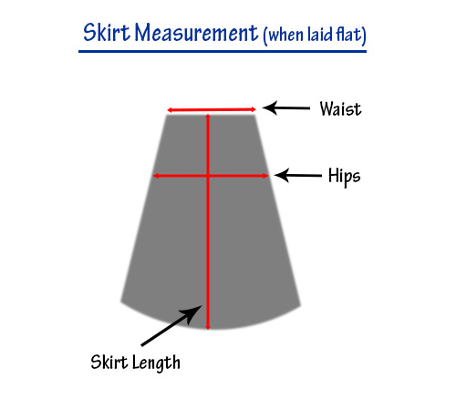 measurement-skirt